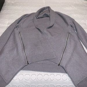 lululemon athletica Sweaters - Lululemon Wrap it Up Sweater